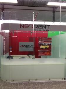 NeoRent automobiliu nuoma Kauno oro uoste
